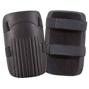 CLC Work Gear  9.5 in. L x 6 in. W Foam  Knee Pads  Black