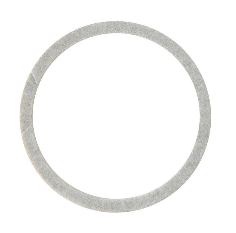 Danco  Nylon  7/8 inch  Dia. x 1-1/32 inch  Dia. Cap Thread Gasket