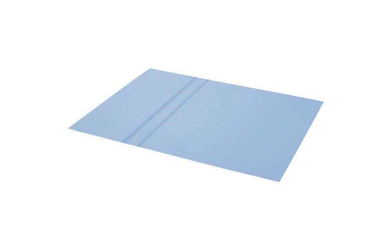 Plaskolite  Clear  Single  Acrylic Sheet  38 in. W x 50 in. L x .100 in.