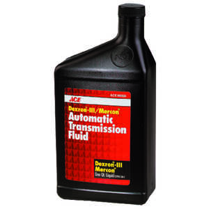 Ace  Dexron III/Mercon  Automatic Transmission Fluid  1 qt.