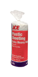 ACE  Plastic Sheeting  6 mil  x 20 ft. W x 25 ft. L Polyethylene  Clear
