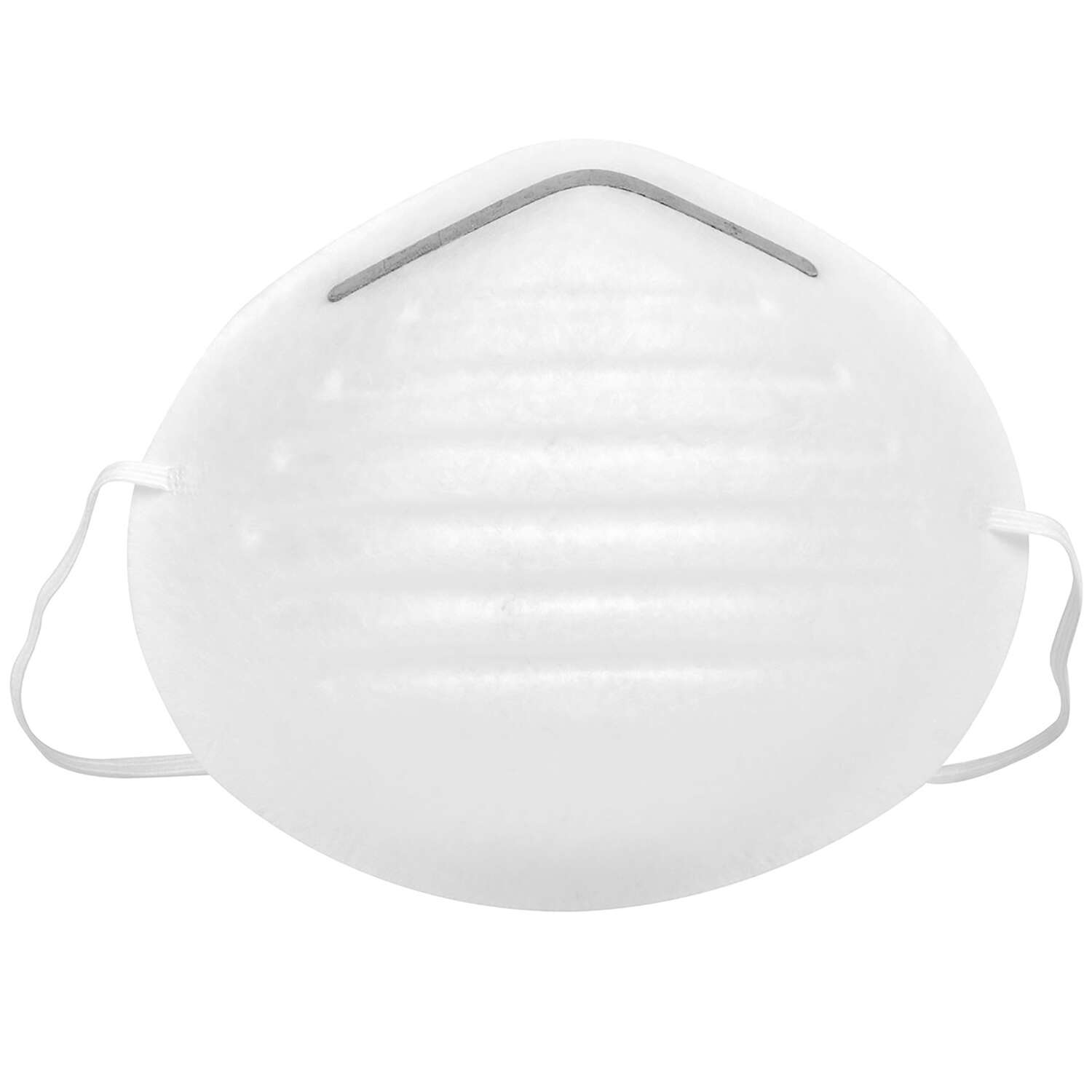 Safety Works  Dust Mask  White  25 pk