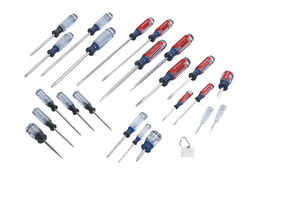 Craftsman  23 pc. Screwdriver Set  16 in.