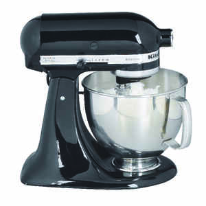 KitchenAid  Onyx Black  5 qt. 10 speed Stand  Mixer