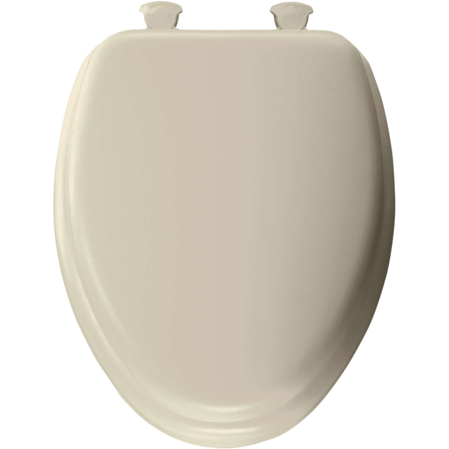 Bemis  Elongated  Bone  Soft  Toilet Seat
