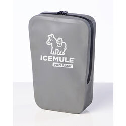 IceMule  Pro Pack  Cooler  2 lb. capacity Gray