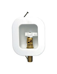 Oatey 1 in. Dia. Ice Maker Outlet Box