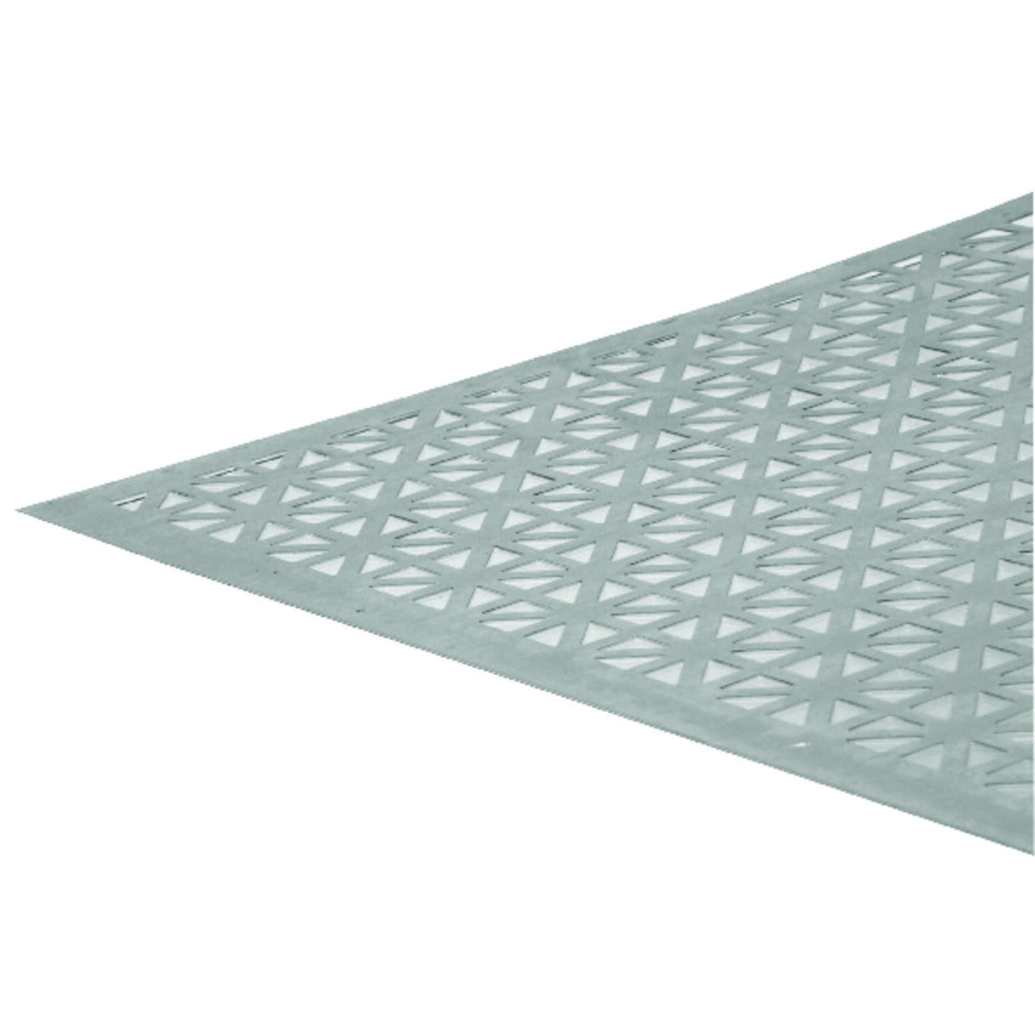 Boltmaster  0.02 in.  x 24 in. W x 36 in. L Mill  Aluminum  Union Jack  Sheet Metal
