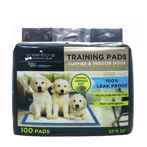 Animal Planet  Plastic  Disposable Pet Waste Pads  100 pk