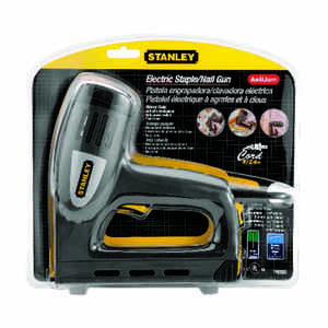 Stanley  Heavy Duty  18 Ga. Corded  Tacker