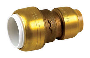 SharkBite  1/2 in. Dia. x 1/2 in. Dia. x 2.1 in. L IPS To CTS  Transition Coupling  Brass