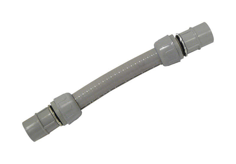 Cantex  3/4 in. Dia. PVC  Electrical Conduit Elbow