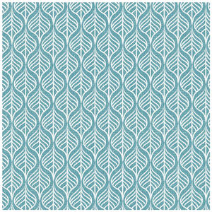 Magic Cover  20 ft. L x 18 in. W Toscana Teal  Self-Adhesive  Shelf Liner