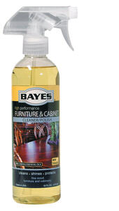 Bayes  No Scent Furniture and Cabinet Cleaner and Polish  16 oz. Liquid