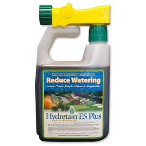 Hydretain  ES Plus  Organic Moisture Manager Soil Treatment  5000 sq. ft. 32