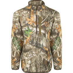 Drake  Camo Tech  XL  Long Sleeve  Men's  Realtree Edge  Pullover