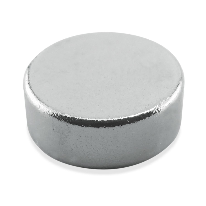 Ceramic  Disc Magnets  0.8 lb Master Magnetics  .156 in pull 3.5 MGOe Black  6