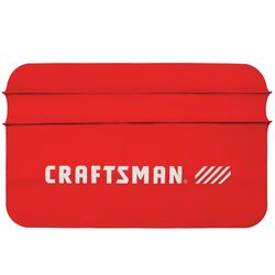 Craftsman Red Fender Cover 1 pk