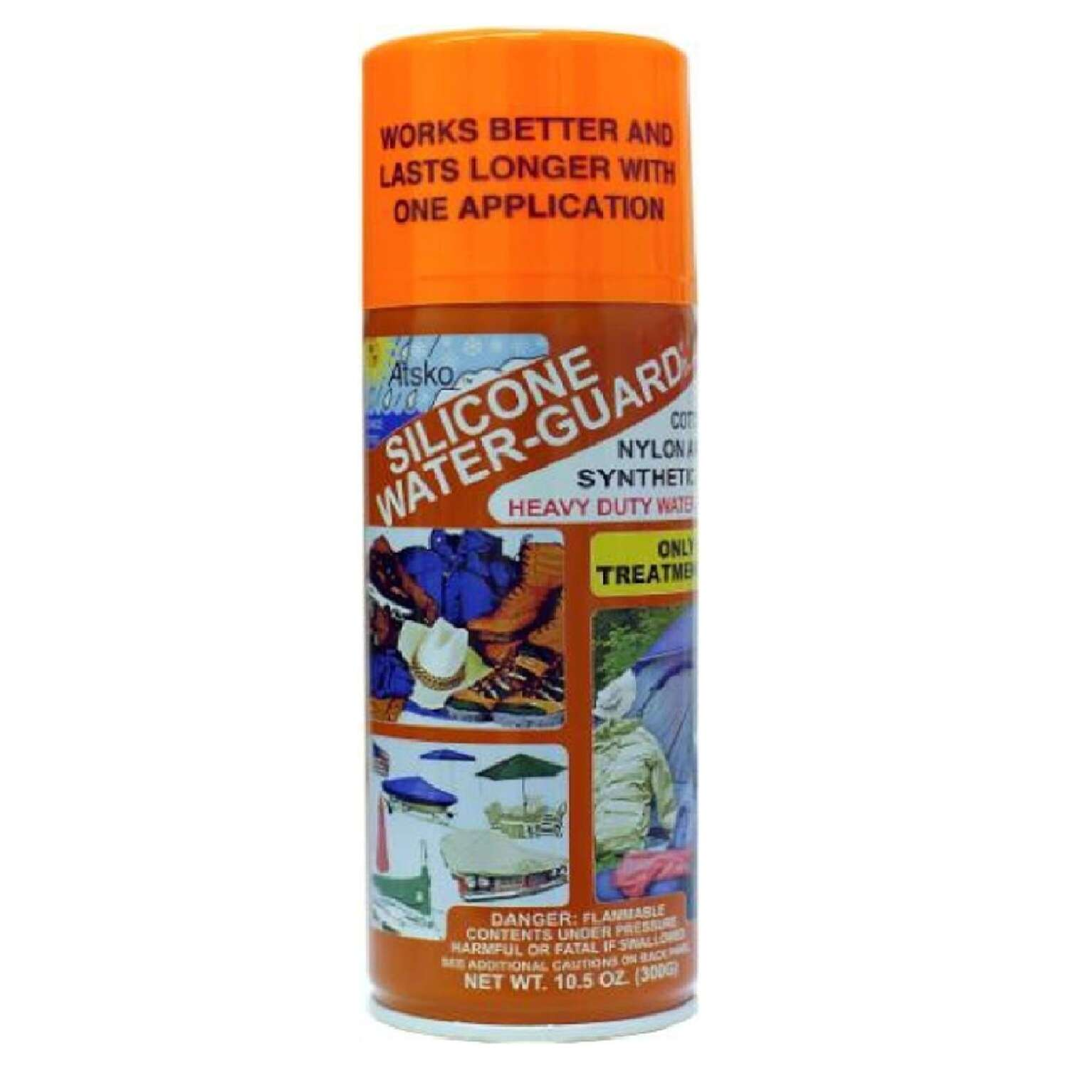 Atsko Clear Silicone Water Repellent 10.5 oz.