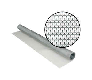 Phifer Wire  48 in. W x 7 ft. L Aluminum  Screen Cloth