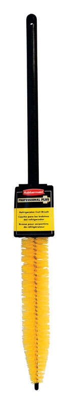 Rubbermaid  Professional Plus  2.75 in. W Plastic  Refrigerator Coil Brush