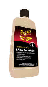 Meguiar's  Mirror Glaze 7  Liquid  Automobile Polish  16 oz. For A Deep, Wet Look Shine