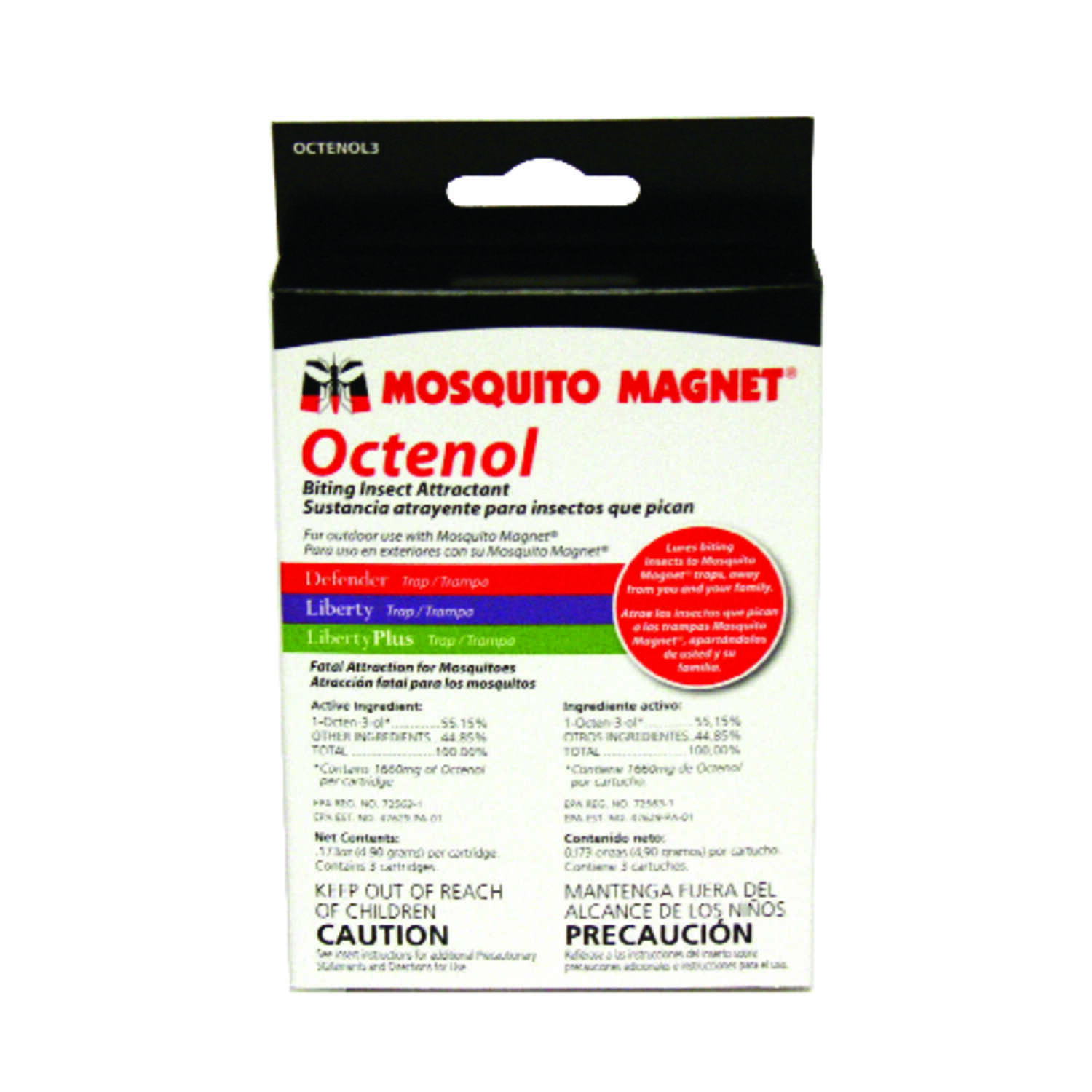 Mosquito Magnet  Outdoor  Biting Insect Attractant