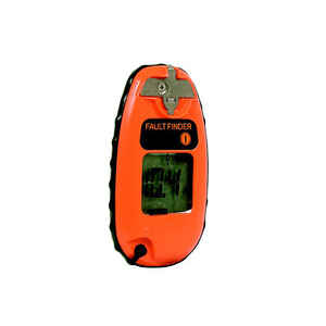 Gallagher  1.5 volt Battery  Fence Volt/Current Meter and Fault Finder  Orange