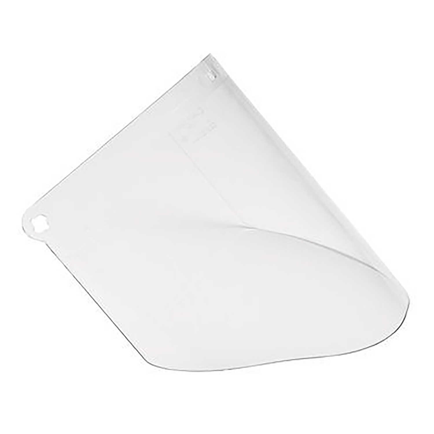 3M  Polycarbonate  Safety Face Shield  Clear  1 pk