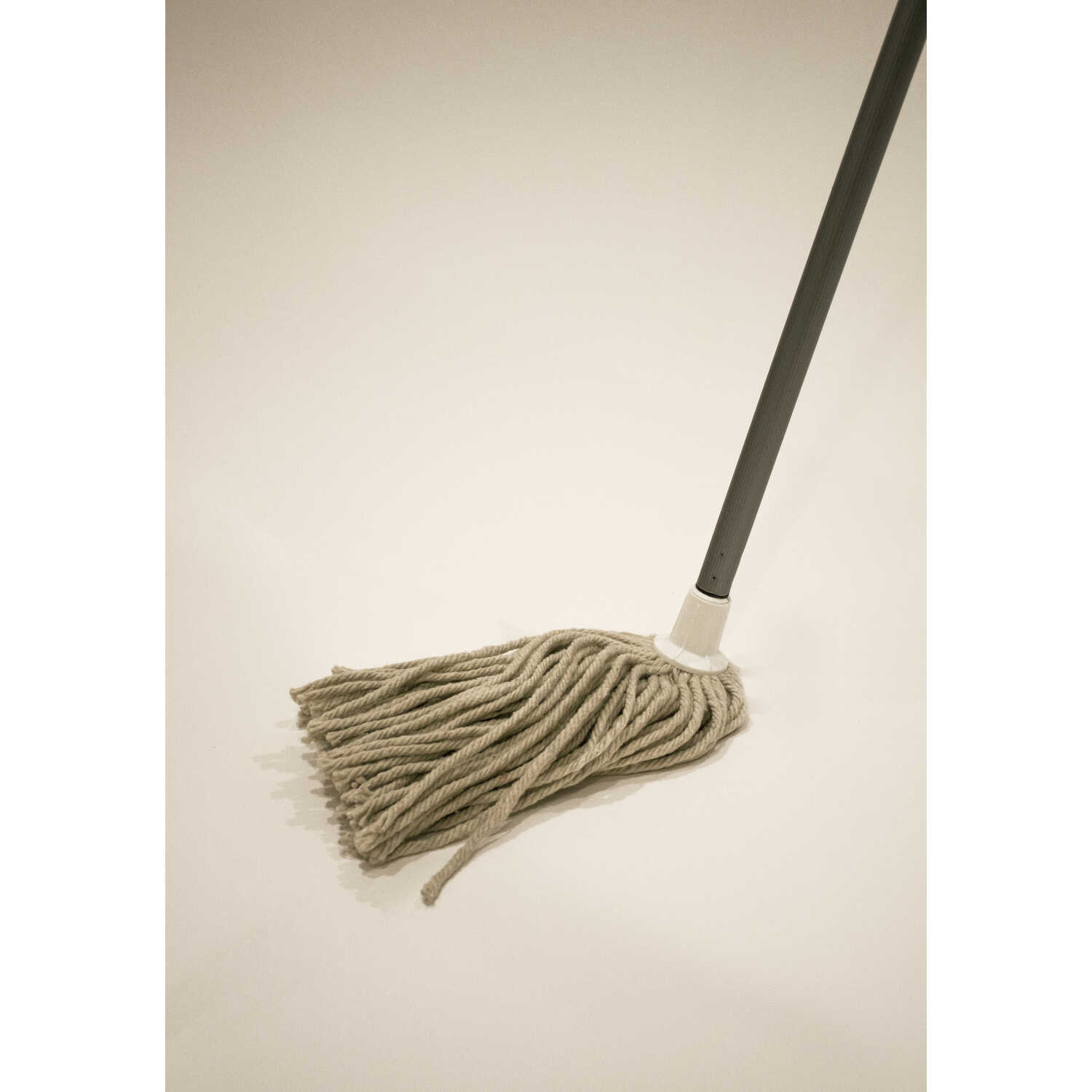 Home Plus  10 in. W Wet  Deck Mop
