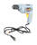 Performance Tool 3/8 in. Keyless Variable Speed Corded Drill Bare Tool 3.8 amps 3000 rpm