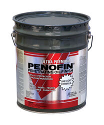 Penofin  Ultra Premium  Transparent  Cedar  Oil-Based  Wood Stain  5 gal.
