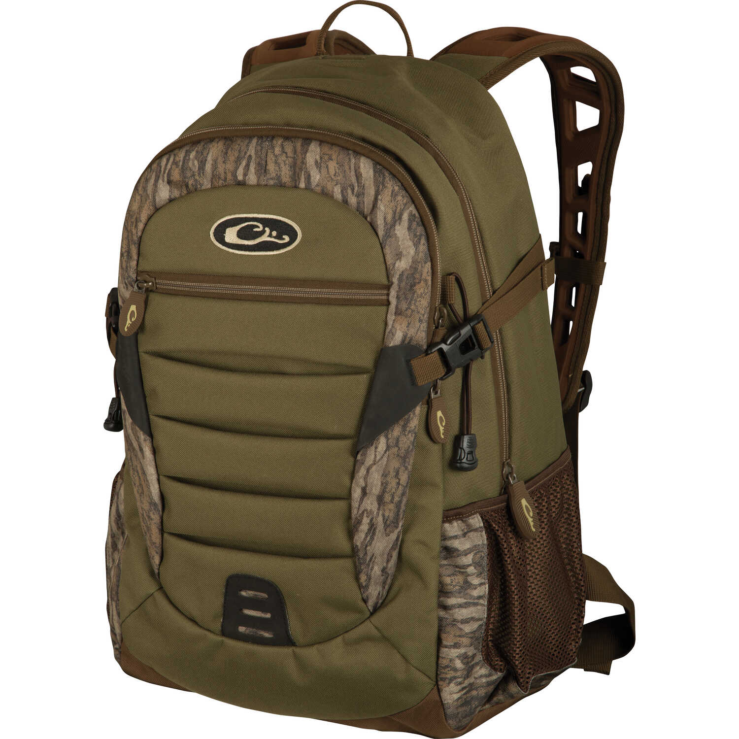 Drake  Camo  Canvas  Backpack