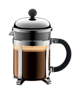 Bodum  Chambord  17 oz. Black  French Press