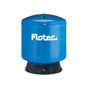 Flotec  35 gal. Pre-Charged Vertical Pressure Well Tank