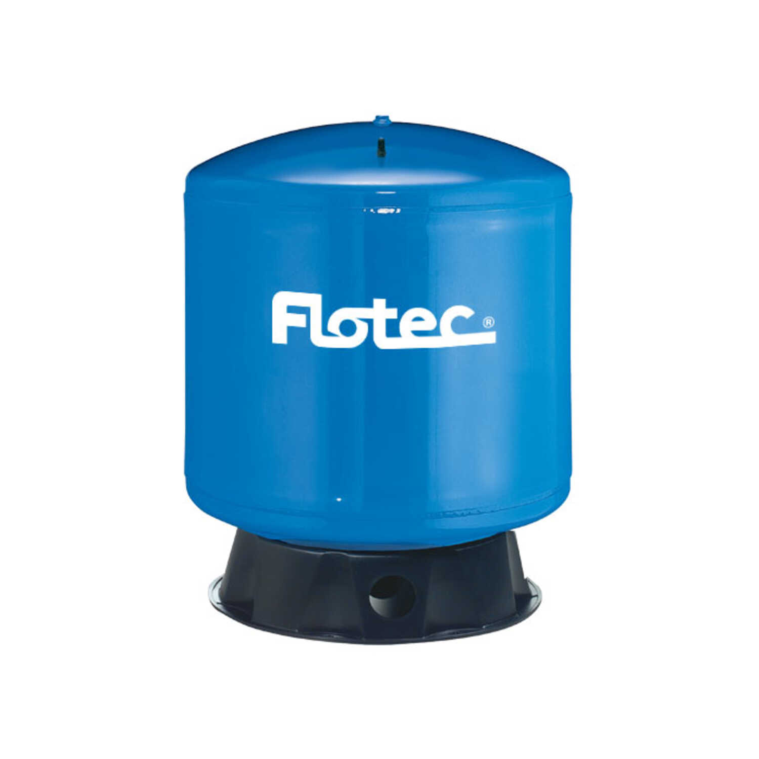 Flotec  35 gal. Pre-Charged Vertical Pressure Well Tank  NPT