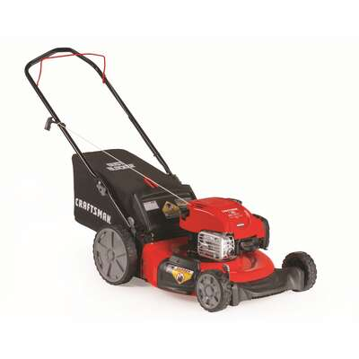 Craftsman  M125  21 in. 163 cc Gas  Push Mower