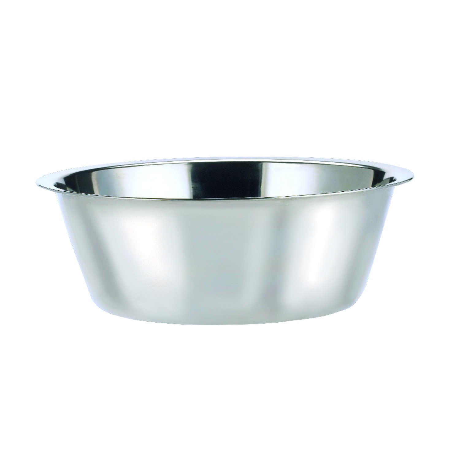 Hilo  Silver  Plain  Stainless Steel  20 cups Pet Dish  For Dog