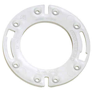 Sioux Chief  PVC  Closet Flange Extension Ring