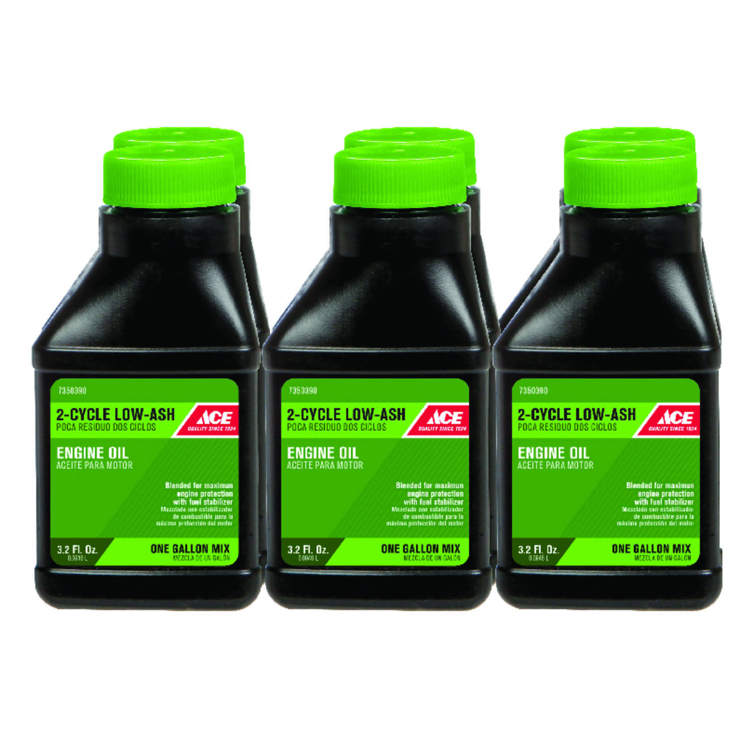 Ace  2 Cycle  Engine Oil  3.2 oz.