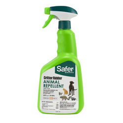 Safer  Critter Ridder  Animal Repellent  Spray  For Most Animal Types 32