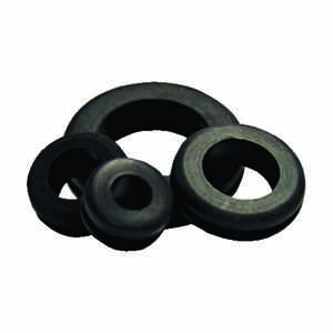 Gardner Bender  3/8 in. Dia. Flexible Vinyl Grommets  5 pk