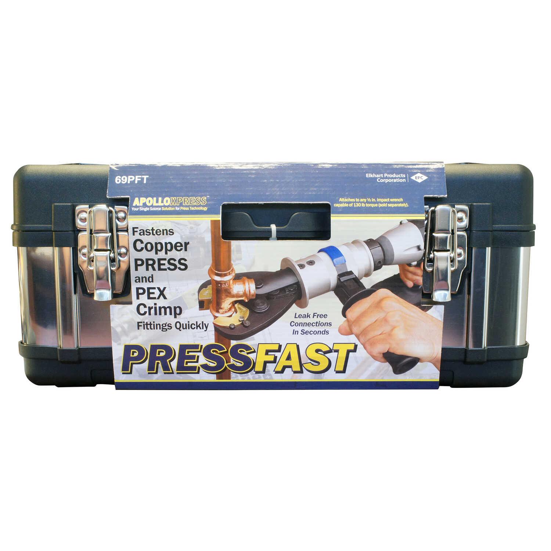 Apollo PressFast Press Tool 1 pc  - Ace Hardware