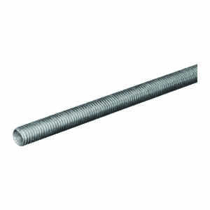Boltmaster  5/8-11 in. Dia. x 36 in. L Steel  Threaded Rod