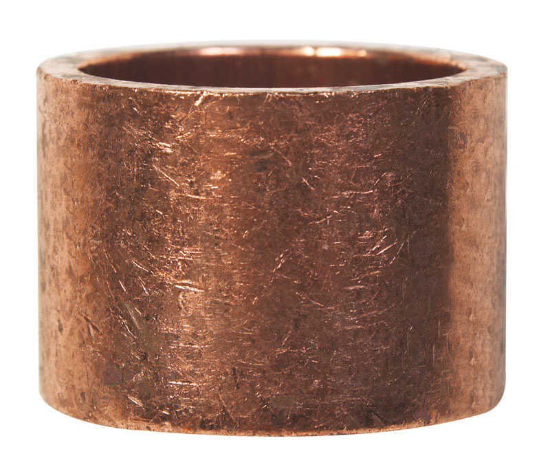 Elkhart  1-1/4 in. Sweat   x 1 in. Dia. Sweat  Copper  Flush Bushing