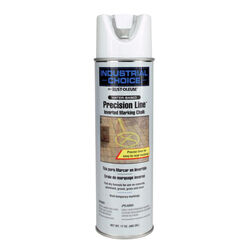 Rust-Oleum  Industrial Choice  APWA White  Field Marking Paint  17 oz.