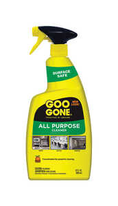 Goo Gone  Citrus Scent All Purpose Cleaner  32 oz. Liquid