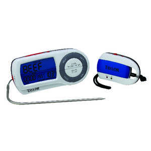 Taylor  Instant Read Digital  Wireless Remote Probe Thermometer