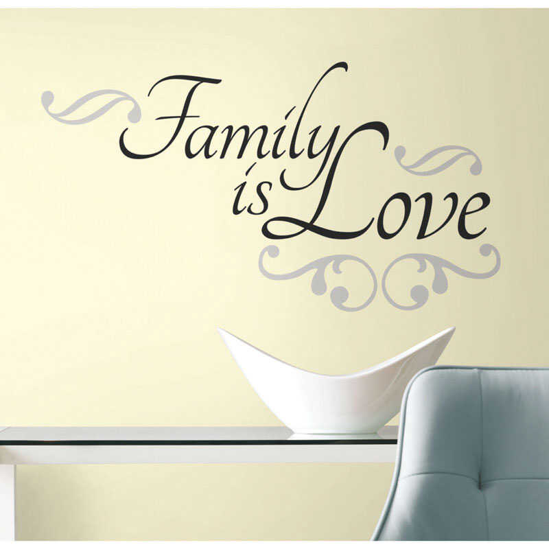 L Family Is Love And Stick
