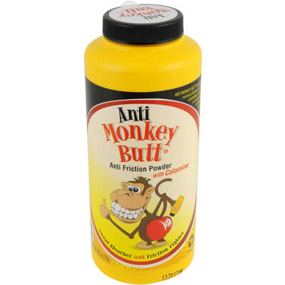 Anti Monkey Butt  Anti-Friction Powder  6 oz. 1 pk